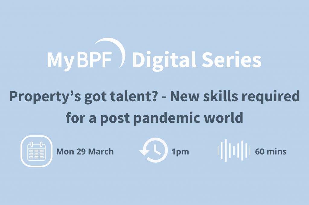 """Property's got talent"" – Howard Morgan to chair BPF webinar"